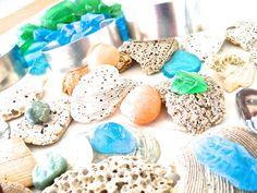 Love The Beach? NEW By The Sea Cuff Bracelets! | Bonita Rose, Life.Love.Color.Art a life unrehearsed