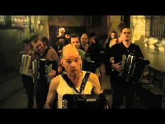 if I ever get married I want an accordion procession, like the one in Holy Motors, at my reception