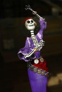 Dia de los Muertos - baile flamenco