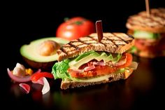 Conrad Tokyo's BLT sandwich at Cerise is very popular amongst guests.