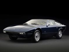 1975 Maserati Khamsin Maintenance/restoration of old/vintage vehicles: the material for new cogs/casters/gears/pads could be cast polyamide which I (Cast polyamide) can produce. My contact: tatjana.alic@windowslive.com
