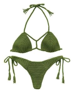 A Summer '16 must have! The Minx Bikini in Sage
