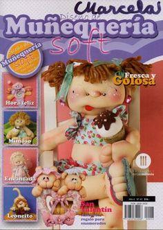 como hacer una muñeca soft