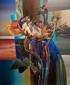 """""""Sunflower"""" 1 by Eugene Melamed"""