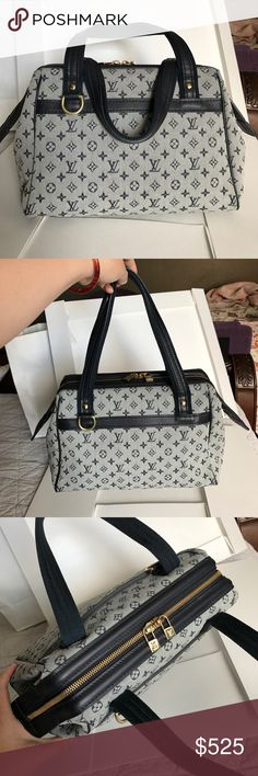 LV Bag 100% Authentic Louis Vuitton Bag, used but still very good condition!. Bag only!. Louis Vuitton Bags Totes
