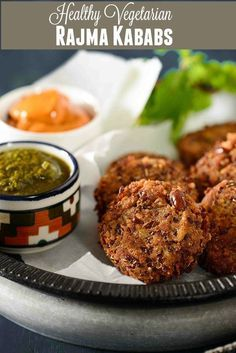 Rajma galouti Kabab are aromatic and melt in mouth Vegetarian kababs from Awadhi Cuisine. Soft from inside and crisp from outside cashew paste and paneer gives them a soft texture and a delectable taste.
