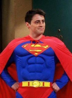 Matt Leblanc / Joey  - Christmas episode, where Superman flies all the jews out of Egypt.