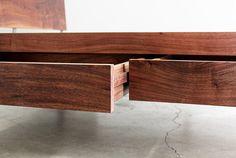 Handmade Modern Solid Wood Loft Bed