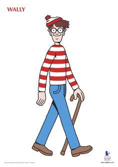 Where's Wally !? #whereswally