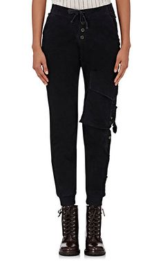 We Adore: The Army Tent Lounge Pants from Greg Lauren at Barneys New York