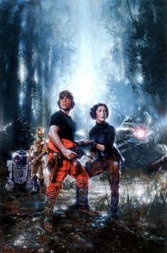 Star Wars siblings