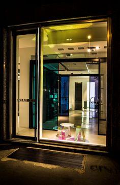 Glas Italia. The best. KAGADATO selection. **************************************#GlasItalia #Milano #Flagship Store designed by #PieroLissoni
