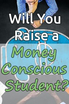 Smart students are Money Conscious Students. Are you raising one? Help your kids be prepared financially for a higher education that is right for them. via @DebtFreeG