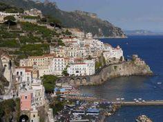 Campania – Tour Costiera Amalfitana e Napoli
