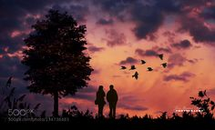 Twilight (Crepusculo) - Pinned by Mak Khalaf Fine Art  by apaches