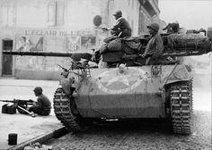 M18 Hellcat Tank Destroyer, France 1944