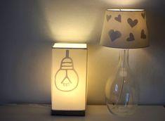 Decorare lampada