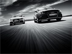 Friendly competition #Audi #RS #TT