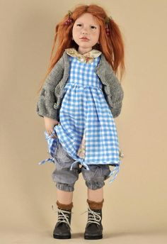 Zwergnase Dolls - 2012 Collection - Marika