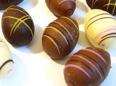 Uova di #Pasqua al cioccolato. #Easter eggs #recipe