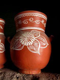 Hoya de barro para los fijolitos artesan as mexicanas for Hoya para cocinar
