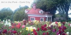 Art in the Park - Cork Lord Mayor's Pavilion, Fitzgeralds Park, Cork city Art In The Park, Cork City, Pavilion, Plants, Lord, Plant, Sheds, Cabana, Planets
