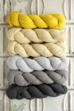 For me! Yarn kit to make the Andorra Wrap ($95): 1 x Coral Reef, 2 x Pasture Rose, 1 x Barn Owl, 1 x Porcupine, 1 x Black Bear