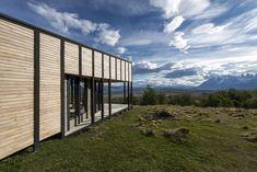 Patagonië: Moderne architectuur op het einde van de wereld