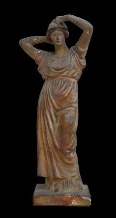Ancient Greek Sculpture, Ancient Greek Art, Ancient Greece, Greece Time, Famous Sculptures, Roman Art, Terracota, Stone Texture, Art History