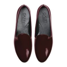Bordeaux Loafers from the Stockholm Collection.