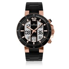 #JacquesLemans Jacques Lemans - Milano - Sportive luxury and always up-to-date – that is the Jacques Lemans Sports collection...