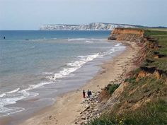 compton bay Isle of Wight Ile De Wight, English Channel, 15th Century, Southampton, Holiday Destinations, Hampshire, Resorts, Wales, Places To See