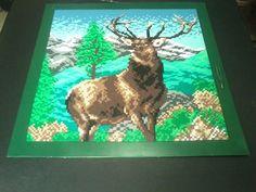 Deer Perler by mporc264 on DeviantArt