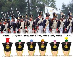 World History, History Pics, Army Uniform, French Army, Napoleonic Wars, Image Shows, Troops, Battle, Military