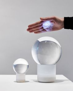 A Fortune Teller's Tool? Nope Just A Crystal Ball Lamp | Co.Design: business + innovation + design
