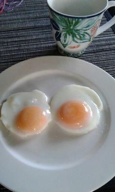 Free range eggs... my daily breakfast