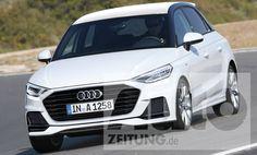 Neuer Audi A1 für 2018 - http://ift.tt/2bVramb