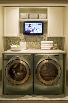 Very Small Laundry Room Ideas | ... about transforming my laundry room to look like one of these rooms