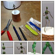 Mini Sculpting/Modding - Green Stuff Sculpting