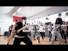 | Kranium feat. Chris Brown Nobody Has To Know Remix | Steven Pascua Choreography | - YouTube