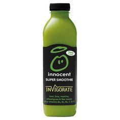 Innocent Super Smoothie Invigorate 750Ml - Groceries - Tesco Groceries