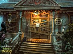Mystery Case Files Return to Ravenhearst Fantasy Paintings