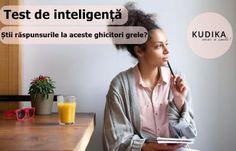 Teste de inteligenta: Cat de repede iti merge mintea?