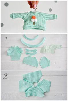 Textile Dolls pattern and dolls shoes pattern pdf by LiliaArtShop / Cloth & shoes doll tutorials for making Interior dolls   #textiledoll #tildadoll #babyroom