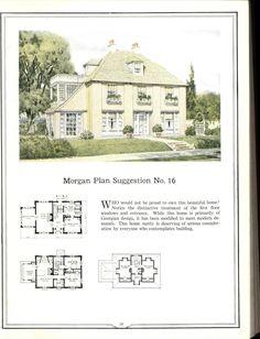 Morgan Plan Suggestion No. 16