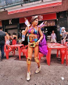 Looks do carnaval carioca no Cordão do Boi Tolo - Modices