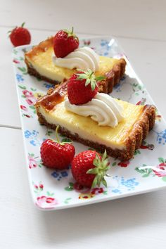 Cheesecake Tartlets
