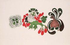 Owl and Ptarmigan, 1980 by Agnes Nanogak presented by Galerie Elca London Inuit People, Inuit Art, Arctic Circle, Indigenous Art, Canadian Artists, Aboriginal Art, American Art, Printmaking, Nativity