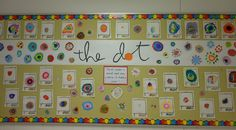 From the book THE DOT by Peter Reynolds