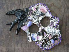 Kelly Aaron Mosaics: Los Angeles Custom Mosaic Skull